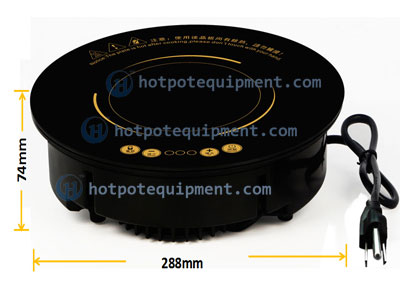 High Power Restaurant Hot Pot Induction Cookers Manufacturers China Size - CENHOT