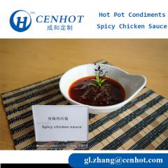 Sichuan Hot Pot Spicy Chicken Sauce For Sale - CENHOT