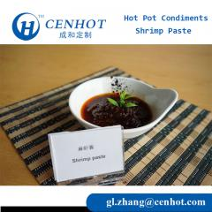 Best Taste Hotpot Shrimp Paste Sauce Huoguo Condiments China - CENHOT