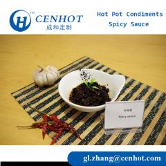 Chinese Hot Spicy Sauce Hot Pot Condiment Food Wholesale - CENHOT