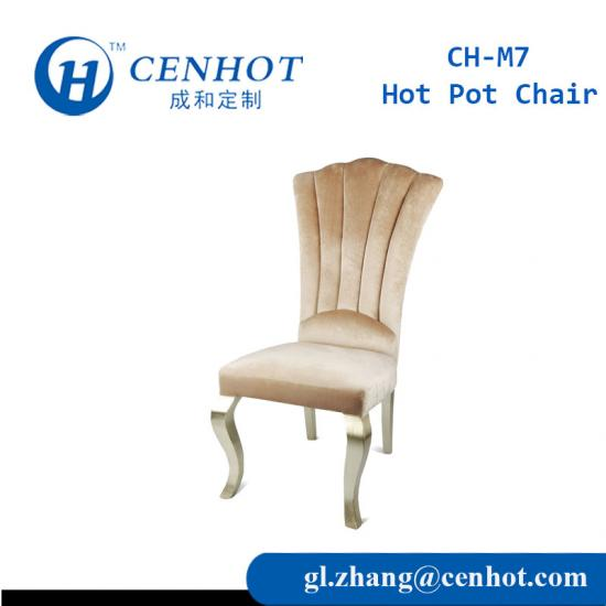 Unique Restaurant Chairs Seating Direct Factory China - CENHOT