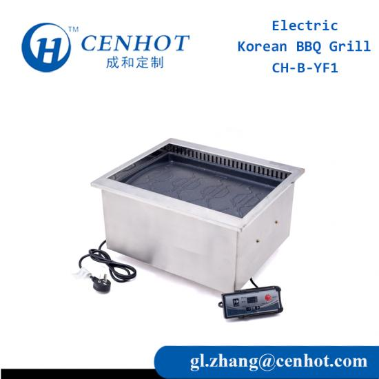 Korean Electric BBQ Grill,Smokeless BBQ Grill Manufacturer - CENHOT