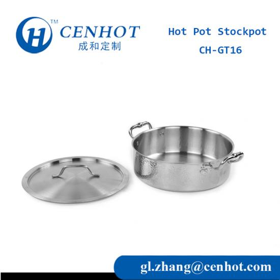 Big Size Hot Pot Cookware Supplier In China - CENHOT