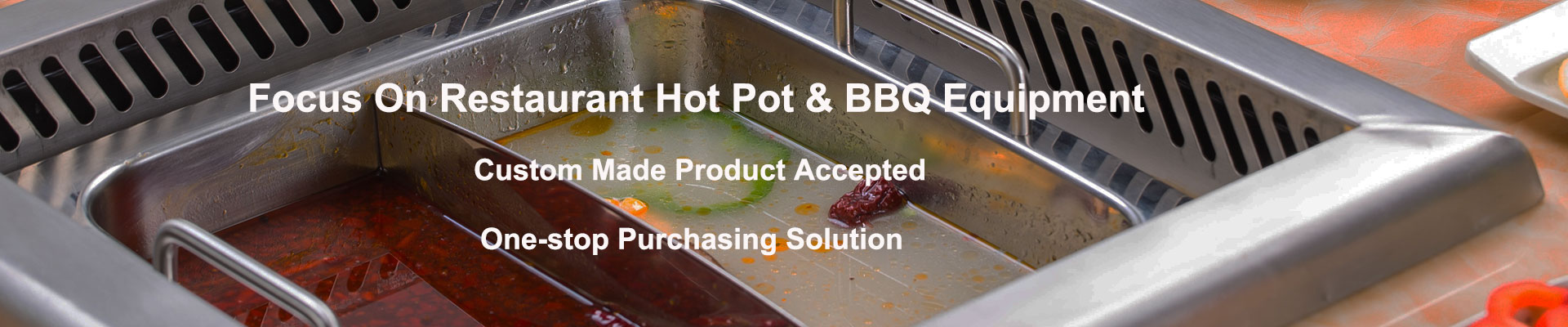 Focus On Restaurant Hot Pot & BBQ Equipment